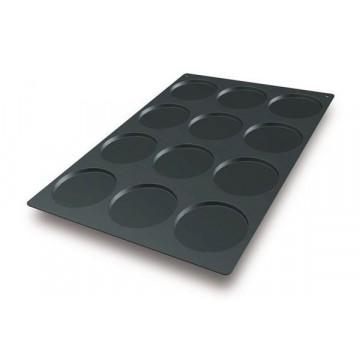 Euro Silicon Mould - Disc