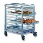 Anodized Aluminium 9 tray rack