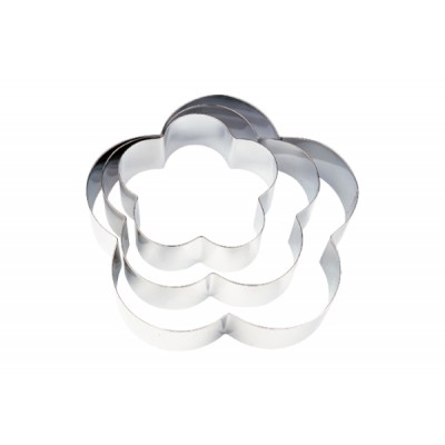 Stainless Steel flower frame - 10""