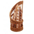 Plastic Spiral Shaped Basket - Right