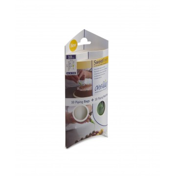 Disposable Piping Bags - Sweetliner - Roll 10