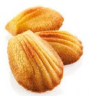 Silicon Mould - Madeleines