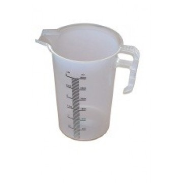 Plastic Measuring Jug - 1000ml